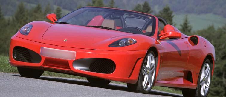 de voiture de luxe :